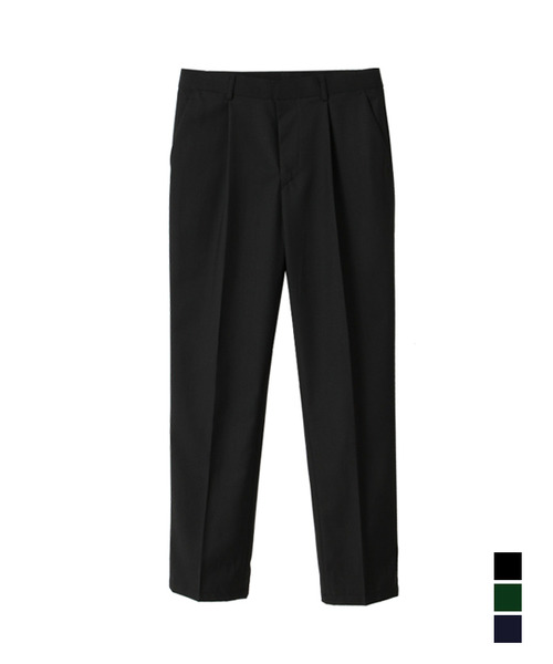 Elegant Regular Fit Trouser Black