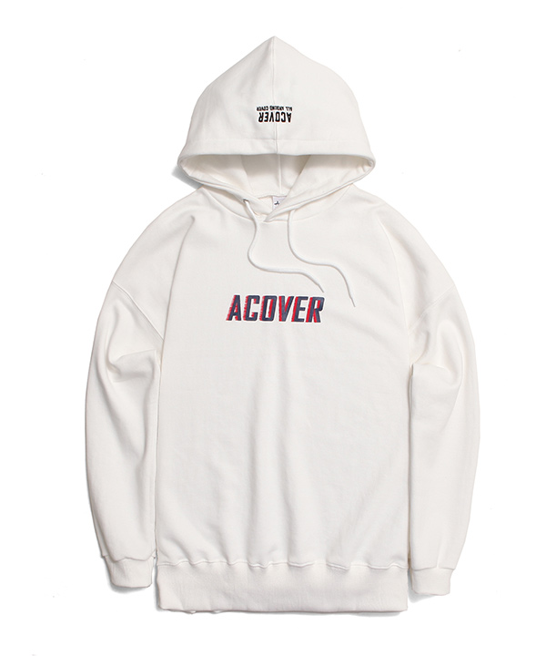 SPEED MOTION HOODIE WHITE