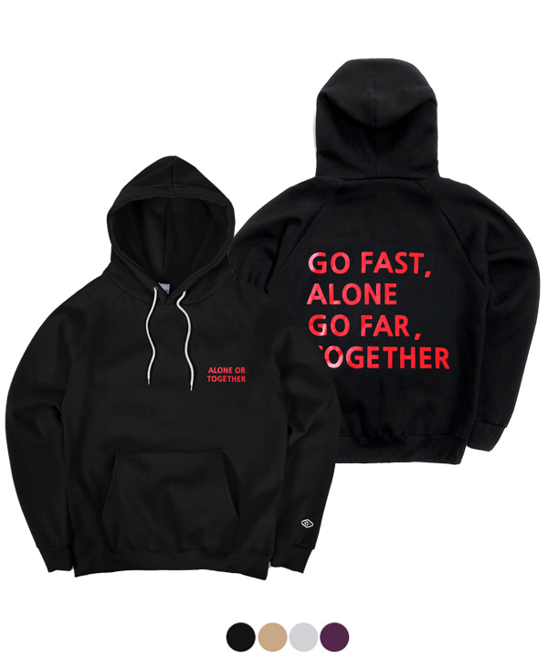GO TOGETHER HOODIE