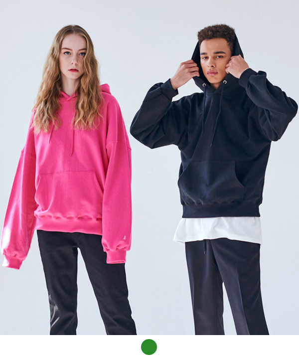 COLORFUL H BASIC HOODIE
