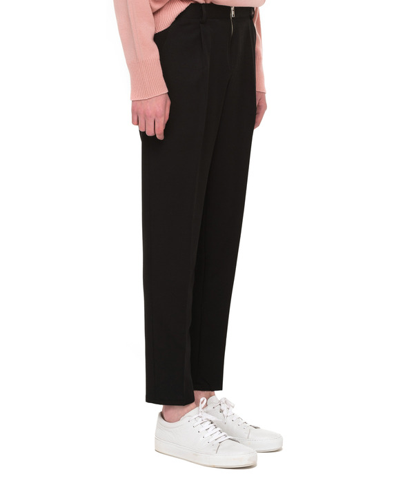 FRONT ZIPPER SLACKS