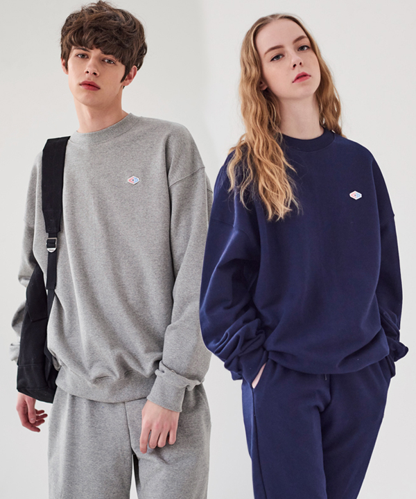 [1+1] WAPPEN BASIC SWEAT PANTS