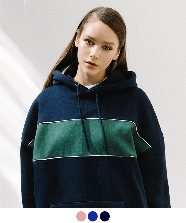 ARRANGEMENT COLOR HOODIE