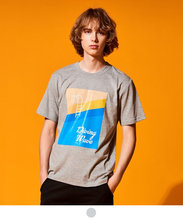 DIVING WAVE T-SHIRTS