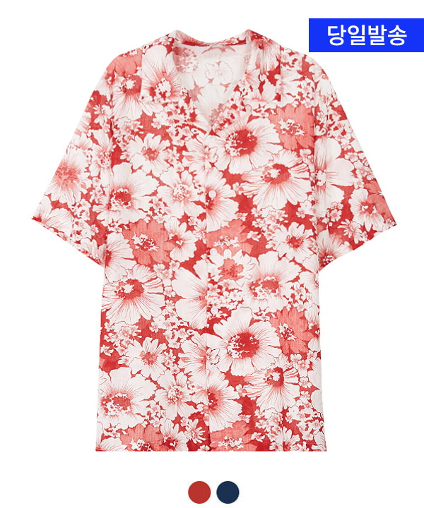 HIBISCUS HAWAIIAN SHIRTS