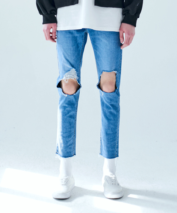CRUSH DESTROYED JEANS