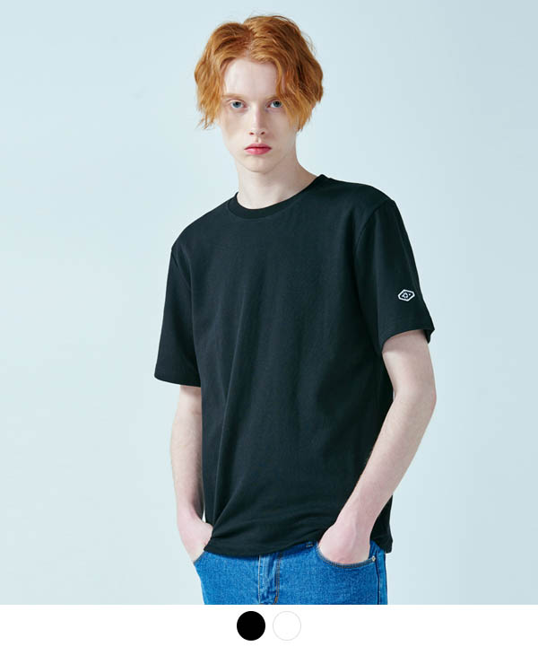 [9월28일 예약배송] Standard Cotton Rib T-shirts