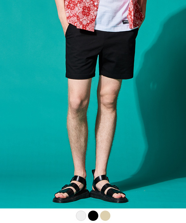14S SUMMER COTTON SHORTS
