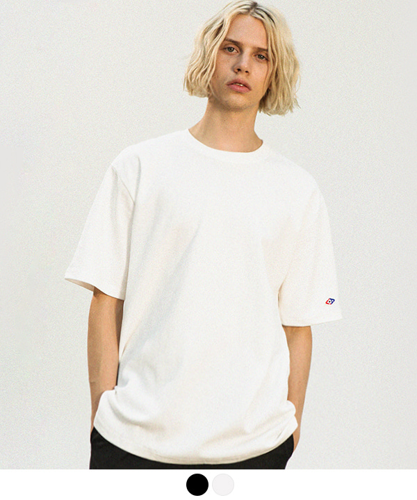 [2월26일 예약발송]Double Cotton Long T-Shirts