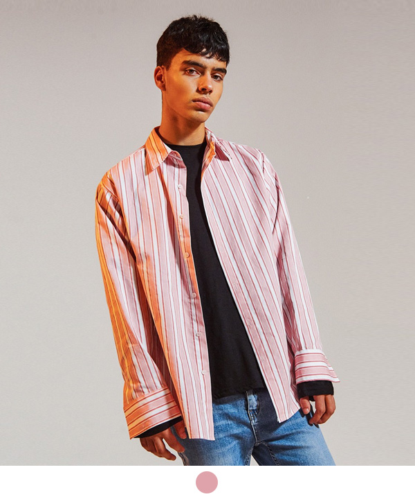 BIG STRIPE SHIRTS