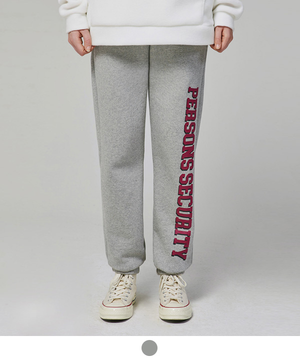 SECURITY JOGGER SWEATPANTS